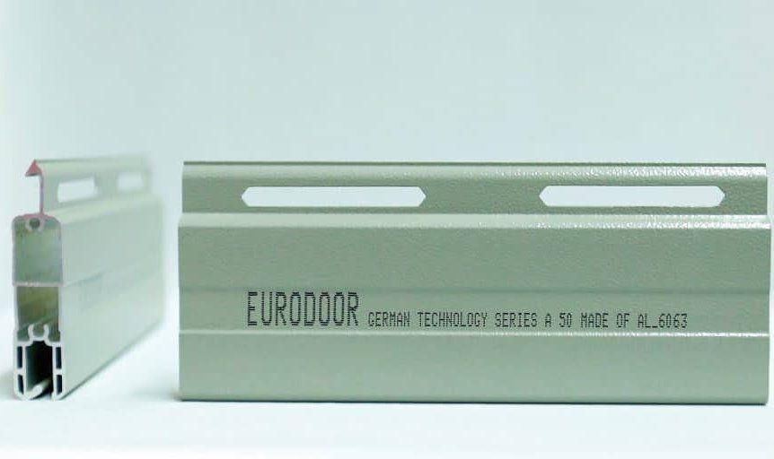 Cửa cuốn Eurodoor A50