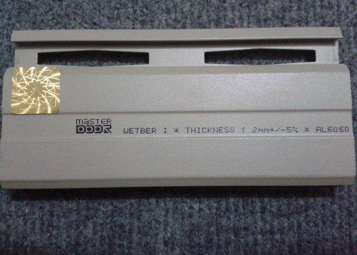 Cửa cuốn khe thoáng Masterdoor Wetber I