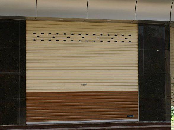 cửa cuốn tấm liền austdoor Nghệ An