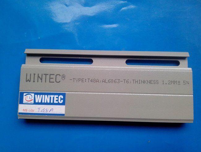 Cửa cuốn khe thoáng Wintec T 48A