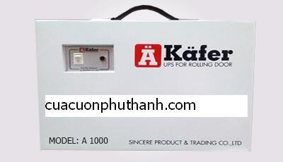 Bộ lưu điện cho cửa cuốn KAFER A-1000