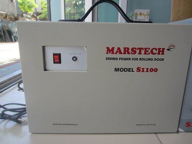 Bình lưu điện cửa cuốn Marstech S600/ S1100