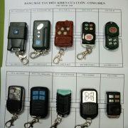 Cung cấp làm chìa khóa cửa cuốn, điều khiển cửa cuốn giá rẻ