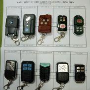 Điều khiển chìa khóa cửa cuốn Phú Thành