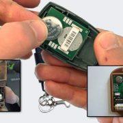 Dịch vụ cung cấp pin, thay pin điều khiển remote cửa cuốn