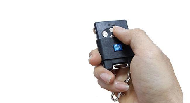 Khóa điều khiển remote cửa cuốn Austdoor 2