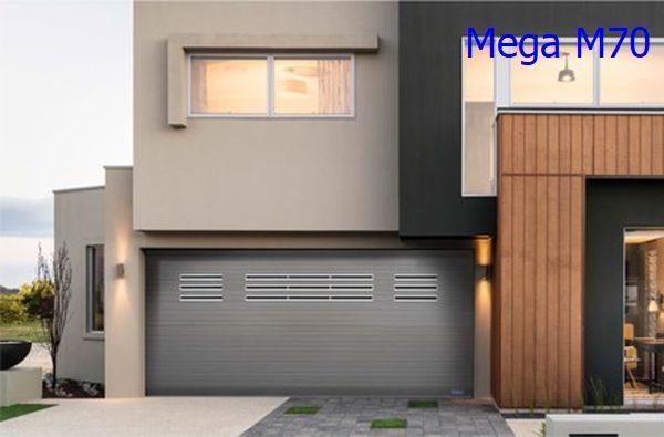 Cửa cuốn nan nhôm Mega M70